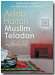 Buku Adab Harian Muslim Teladan