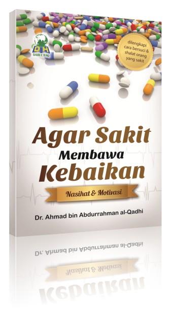 Buku Saku Agar Sakit Membawa Kebaikan Cover