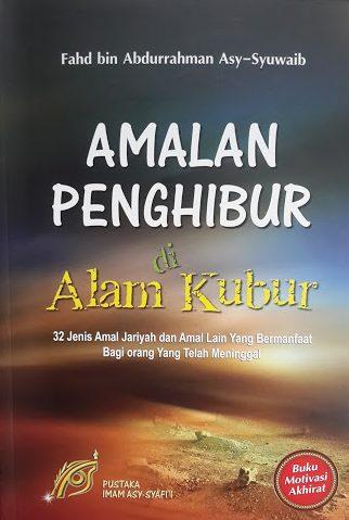 Buku Amalan Penghibur Di Alam Kubur Cover