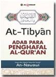 Buku At-Tibyan Adab Penghafal Al-Qur'an