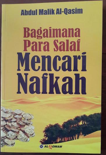 Buku Bagaimana Para Salaf Mencari Nafkah Cover
