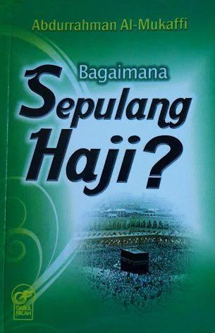 Buku Bagaimana Sepulang Haji Cover