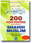 Buku 200 Poin Penting Dari Syarah Shahih Muslim