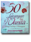 Buku 50 Larangan Wanita Yang Sering Dilanggar