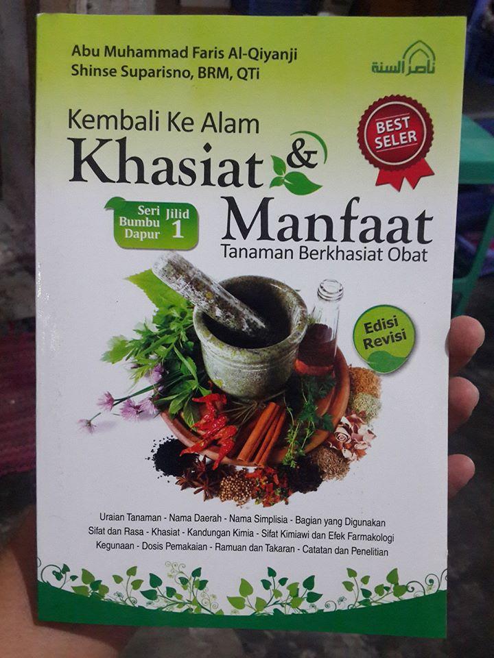 buku khasiat dan manfaat tanaman berkasiat obatbuku khasiat dan manfaat tanaman berkasiat obat cover