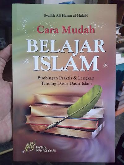 Buku Cara Mudah Belajar Islam Bimbingan Dasar Islam Cover