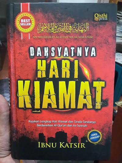 Buku Dahsyatnya Hari Kiamat Rujukan Dan Tanda Kiamat Cover