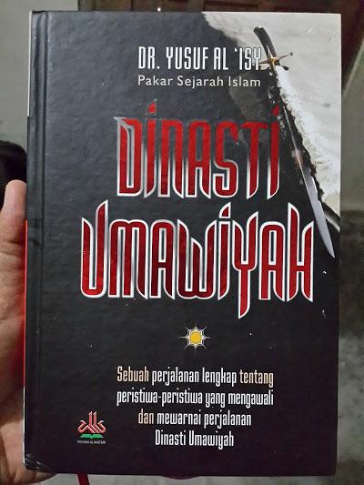 Buku Dinasti Umawiyah Cover