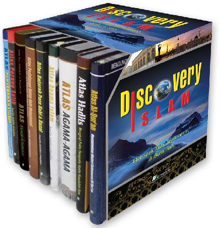Paket Discovery Islam Atlas Sejarah Dan Ilmu Islam Set