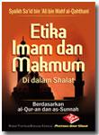 Buku Saku Etika Imam Dan Makmum Di Dalam Shalat