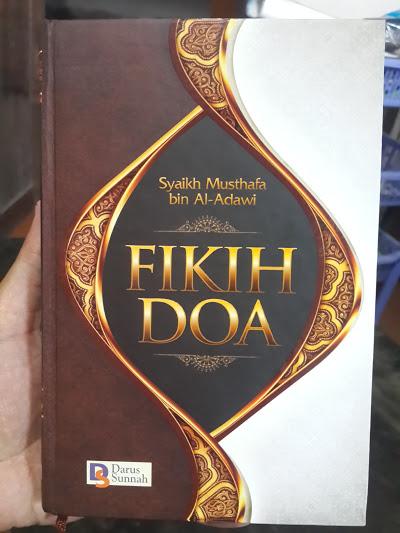 Buku Fikih Doa Cover