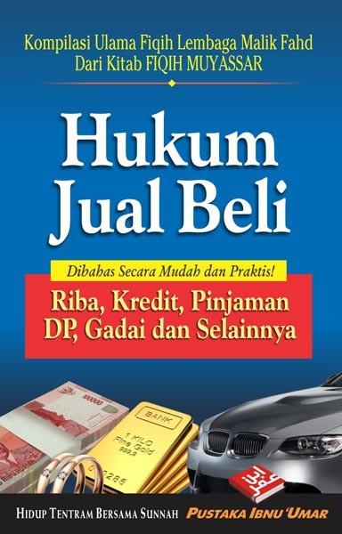 Buku Saku Hukum Jual Beli Cover