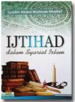 Buku Ijtihad Dalam Syariat Islam