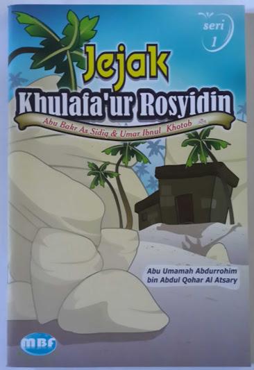 Buku Anak Jejak Khulafaur Rasyidin Jilid 2
