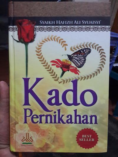 Buku Kado Pernikahan Mempelai Cover