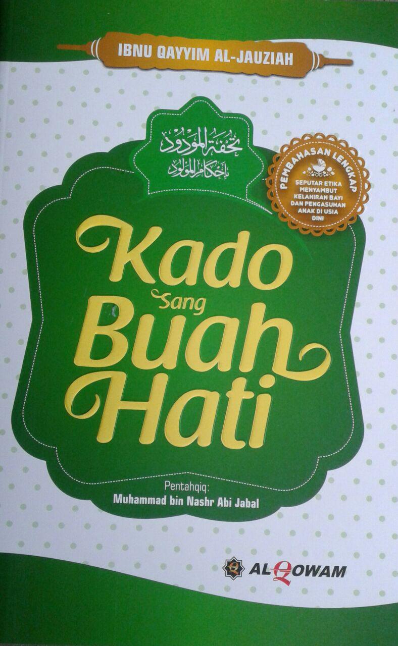 Buku Kado Sang Buah Hati cover 2