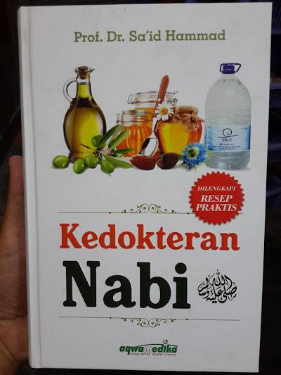 Buku Kedokteran Nabi Cover