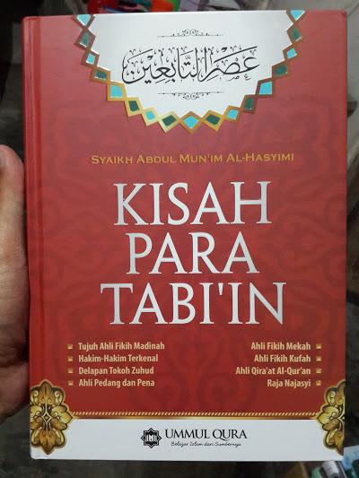 Buku Kisah Para Tabi'in Cover