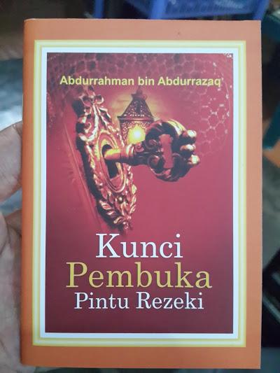 Buku Saku Kunci Pembuka Pintu Rezeki Cover