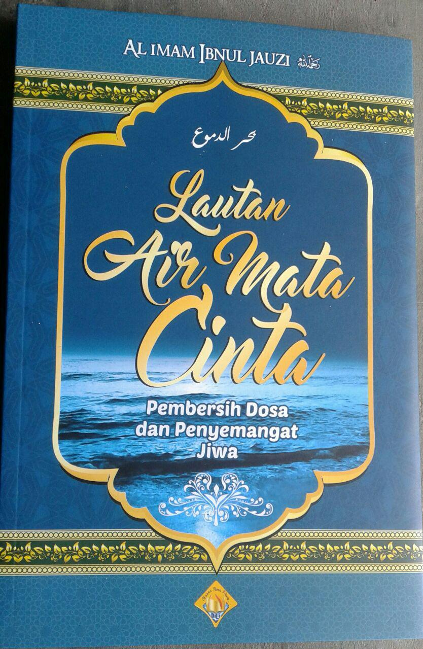 Buku Lautan Air Mata Cinta Pembersih Dosa & Penyemangat Jiwa cover 2