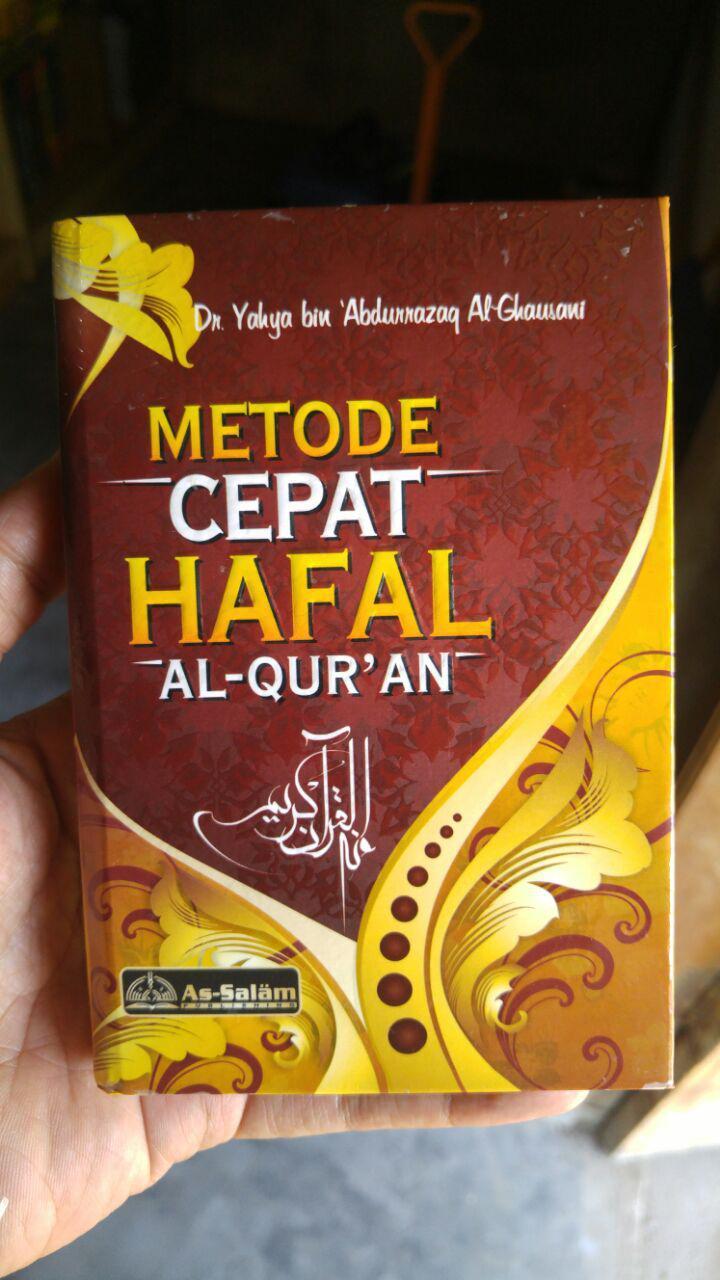 Buku Metode Cepat Hafal Al-Qur'an Plus Bonus Juz 28-30 cover