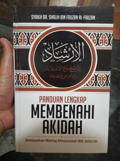 Buku Panduan Lengkap Membenahi Akidah Cover