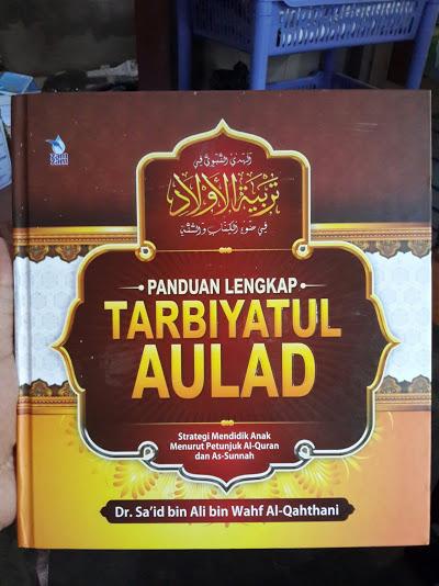 Buku Panduan Lengkap Tarbiyatul Aulad Cover