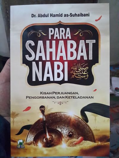 Buku Para Sahabat Nabi, Kisah Perjuangan Pengorbanan Cover