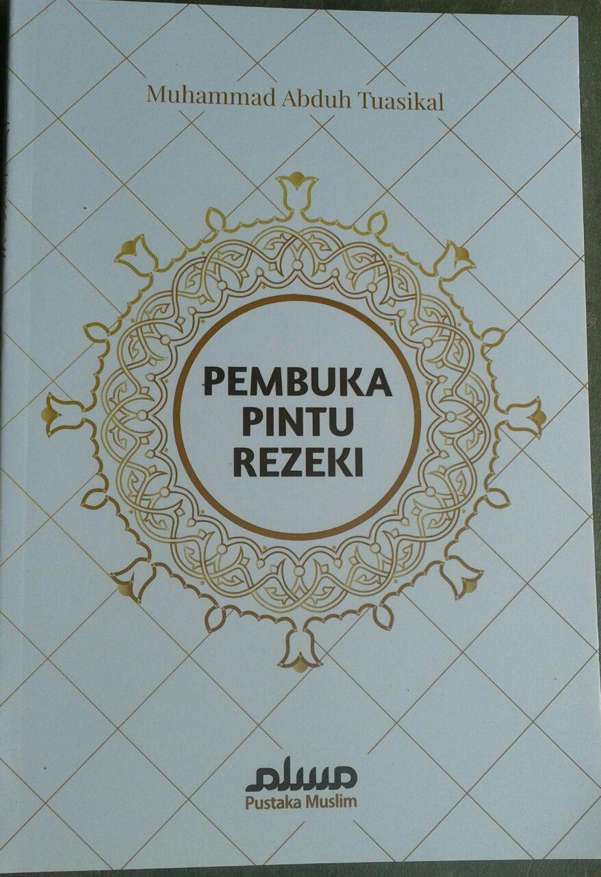 Buku Pembuka Pintu Rezeki cover 2