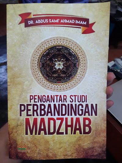 Buku Pengantar Studi Perbandingan Madzhab Cover