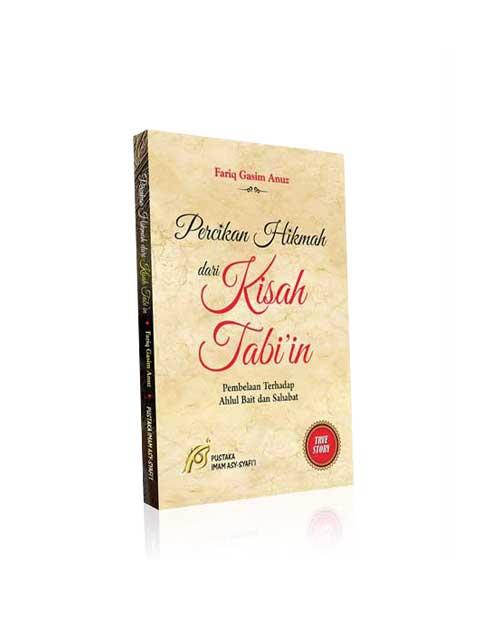 Buku Percikan Hikmah dari Kisah Tabiin Cover