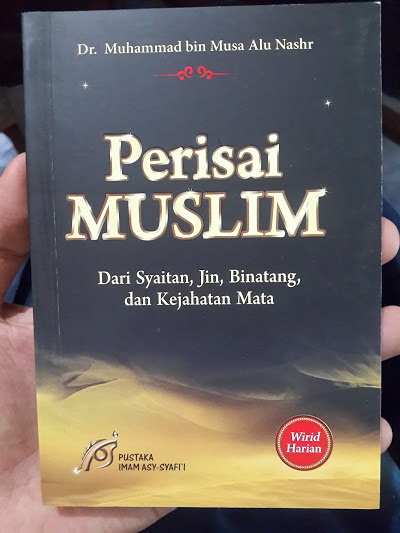 Buku Perisai Muslim Dari Syaitan Jin Bintang Kejahatan Mata Cover
