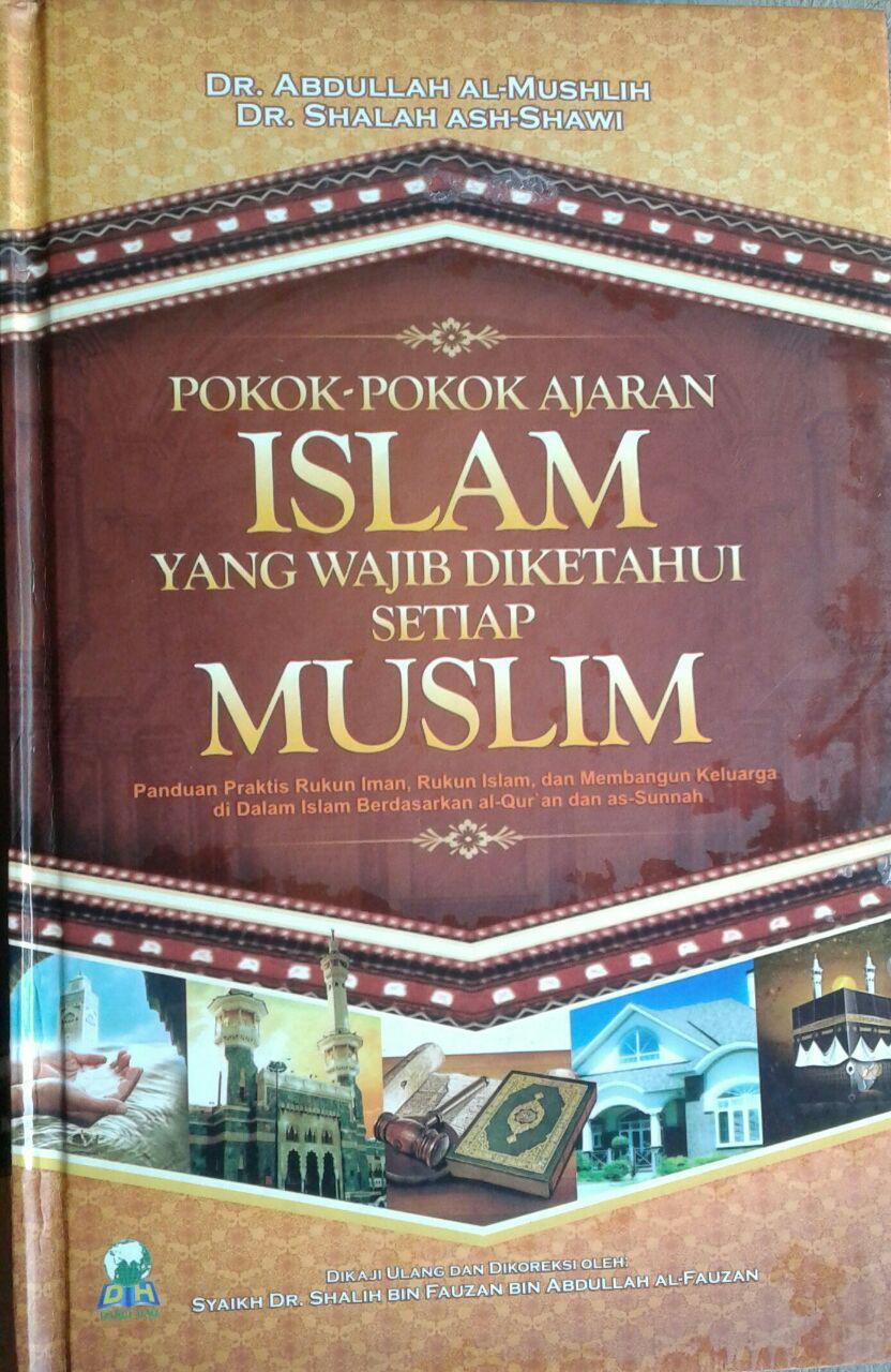 Buku Pokok Pokok Ajaran Islam Yang Wajib Diketahui Muslim cover 2