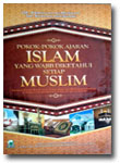 Buku Pokok Pokok Ajaran Islam Yang Wajib Diketahui Muslim