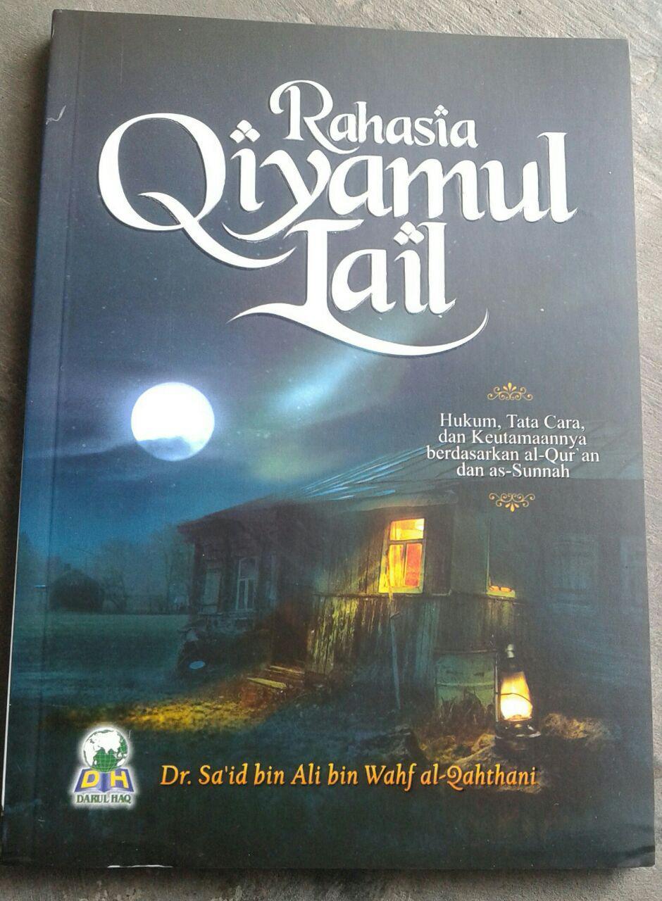 Buku Qiyamul Lail Hukum Tata Cara Dan Keutamaannya cover
