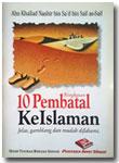 Buku Saku Ringkasan 10 Pembatal Keislaman