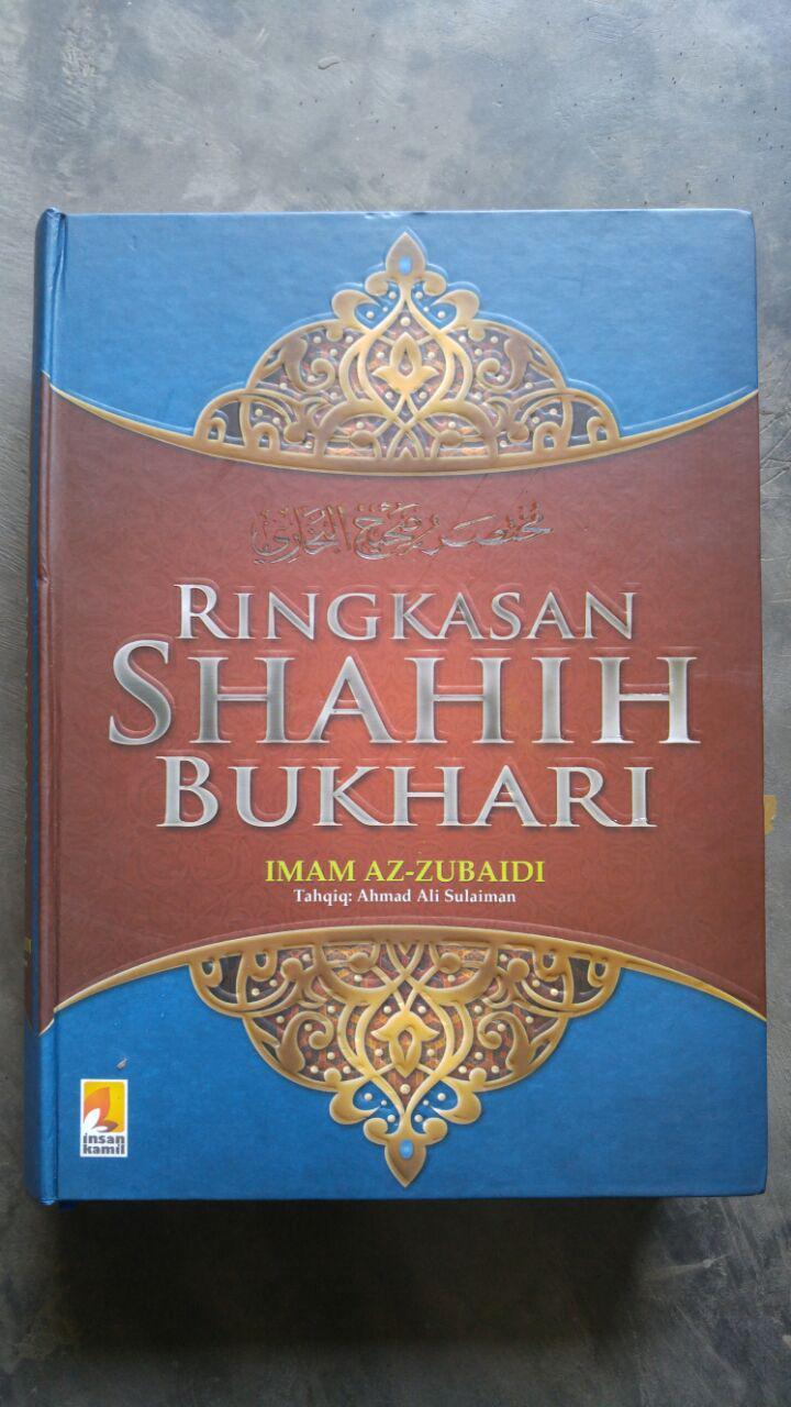 Buku Ringkasan Shahih Bukhari cover