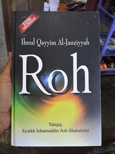 Buku Roh Oleh Ibnul Qayyim Cover
