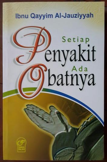 Buku Setiap Penyakit Ada Obatnya Cover