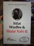 Buku Sifat Wudhu Dan Shalat Nabi Cover