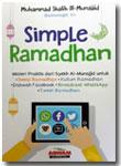 Buku Simple Ramadhan Materi Praktis Ramadhan