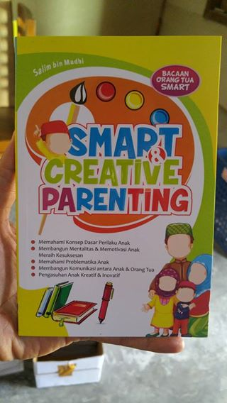 Buku Smart Creative Parenting cover