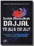 Buku Sudah Munculkah Dajjal Ya'juj dan Ma'juj