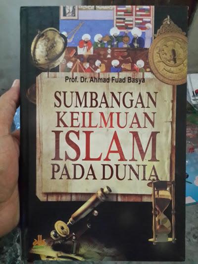 Buku Sumbangan Pengetahuan Islam Pada Dunia Cover