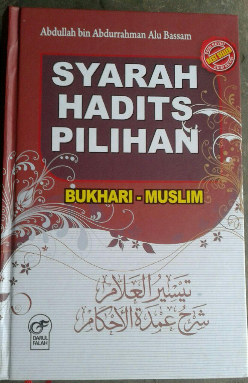 Buku Syarah Hadits Pilihan Bukhari Muslim cover 2