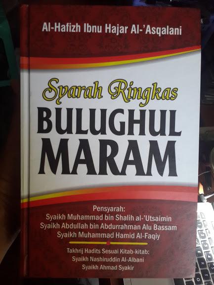 Buku Syarah Ringkas Bulughul Maram Cover