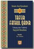 Buku Tafsir Fathul Qadir