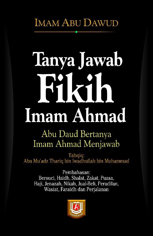 Buku Tanya Jawab Fikih Imam Ahmad Cover