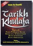 Buku Tarikh Khulafa Sejarah Para Pemimpin Islam
