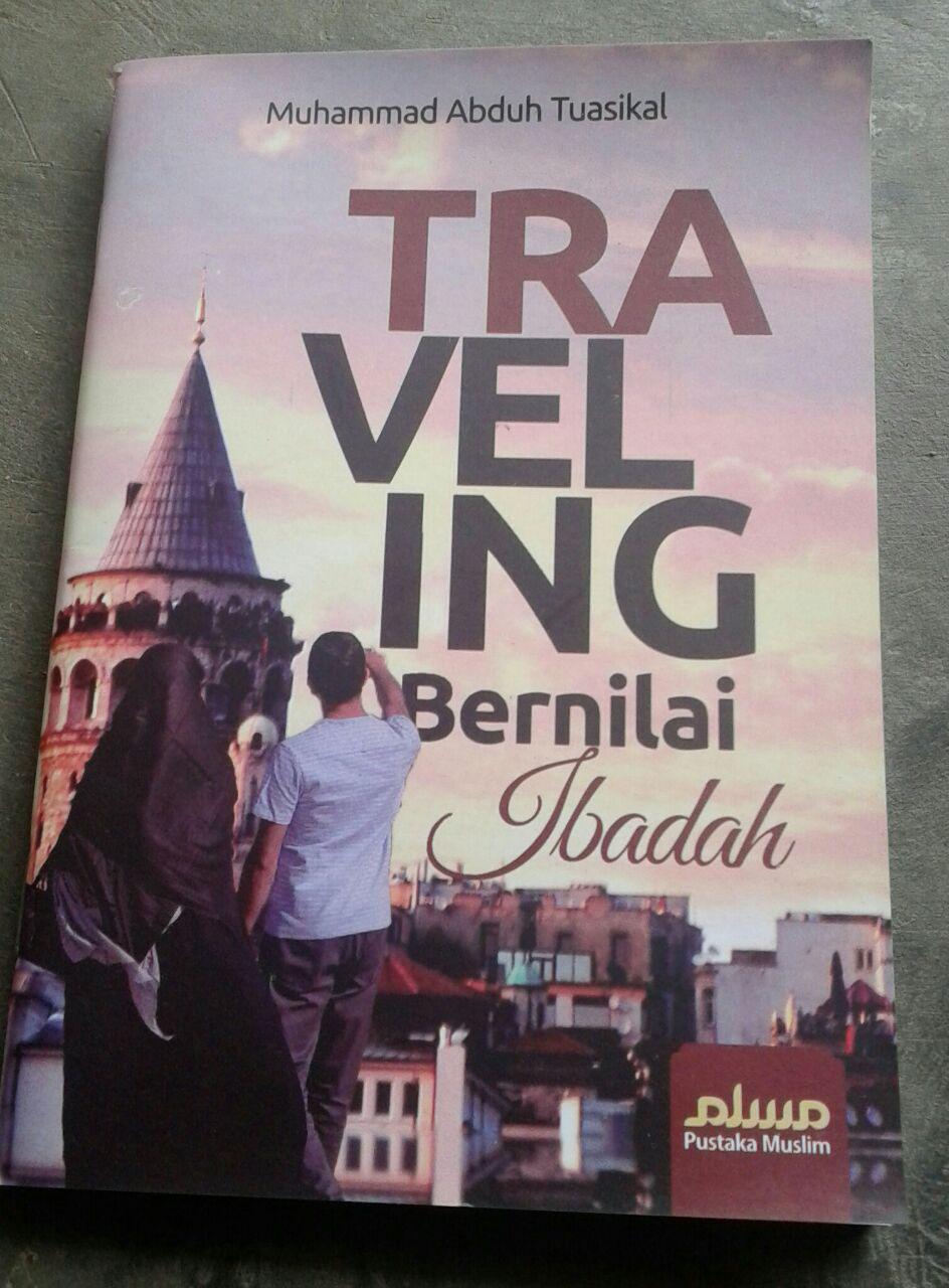 Buku Saku Traveling Bernilai Ibadah cover